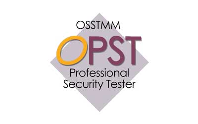 OPST Professional Security Tester